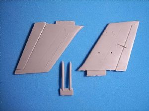 Blackburn Buccaneer Outer Wing Correction Set (Airfix)